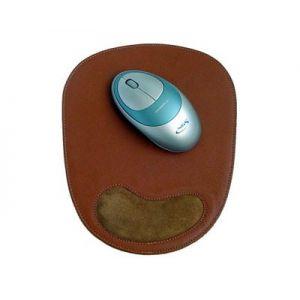 Alfombrilla de raton de cuero regenerado