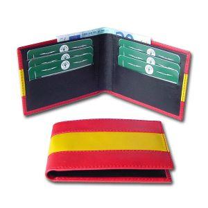 Cartera bandera España