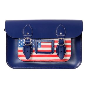 Bolso Satchel Bandera Estados Unidos EEUU