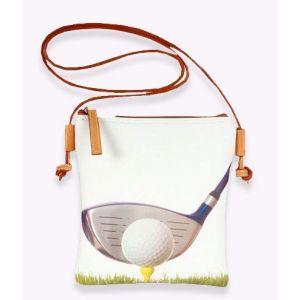 Bolso de bandolera colección golf