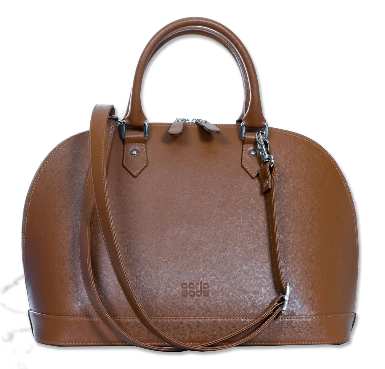 787886abf4922 Bolso de piel Carla Sade mujer - PIELDEUBRIQUE.COM
