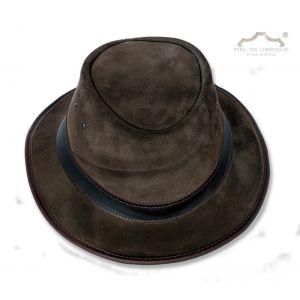 Sombrero tipo mascota piel Serraje