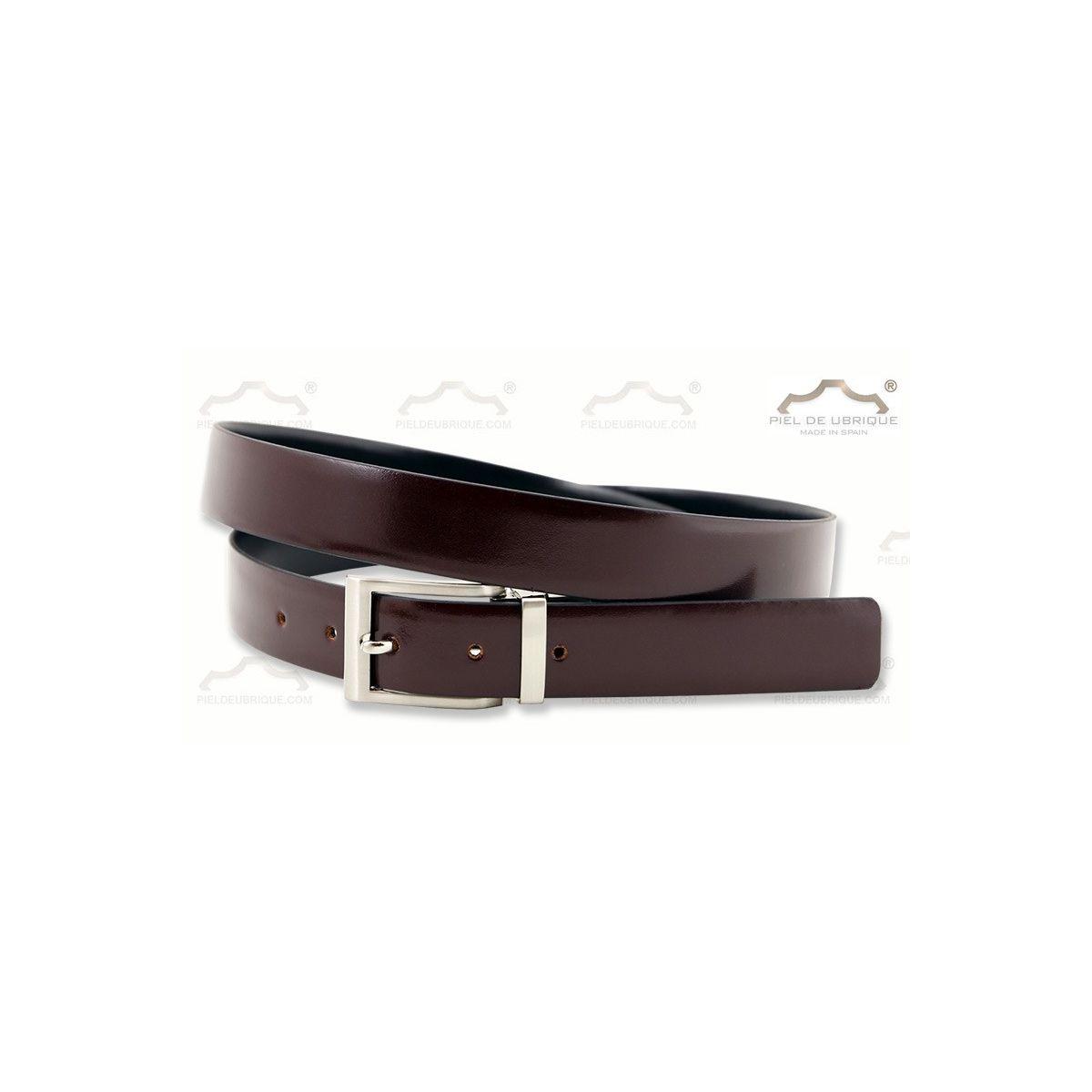 9231923b8 Cinturón para hombre piel reversible · Cinturón para hombre piel reversible