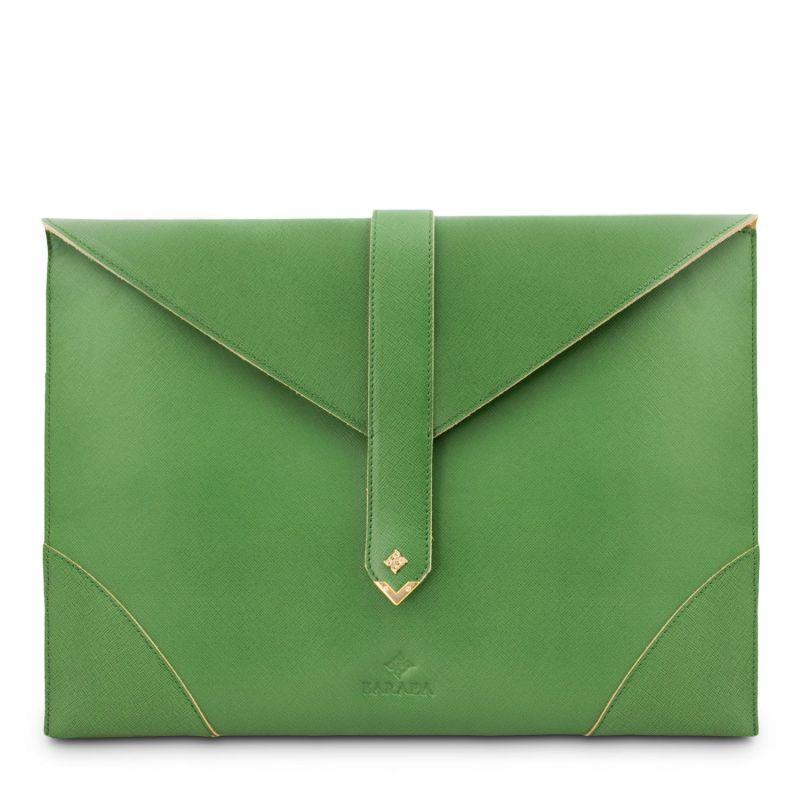 Bolso Barada clutch colección Atenea