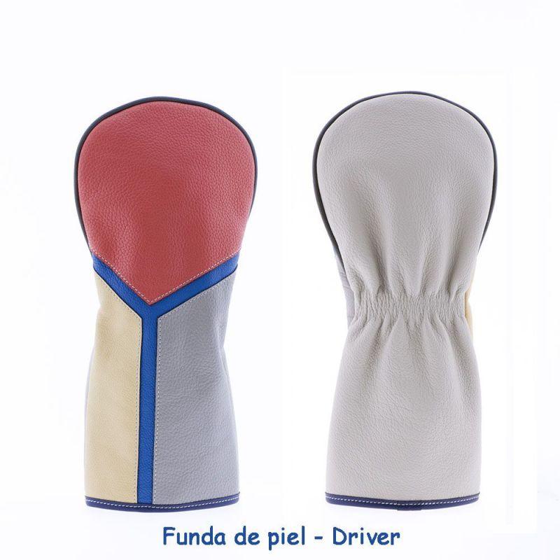 Funda de piel para Driver