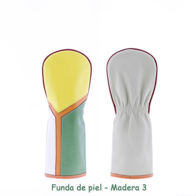 Funda de piel para Madera 3
