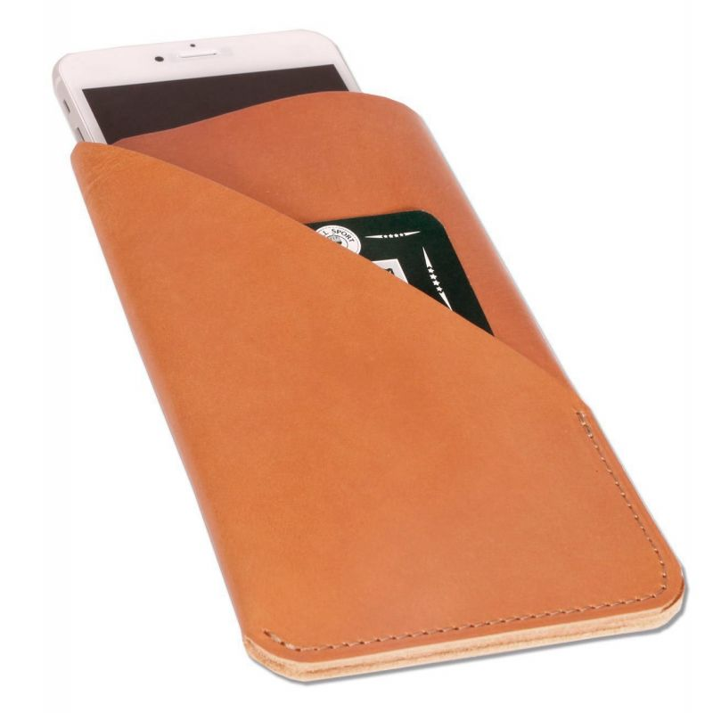 Funda cuero Iphone 6 PLUS